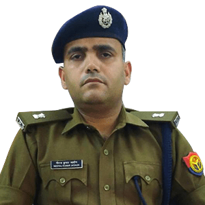 SSP Hapur Neeraj Kumar Jadun