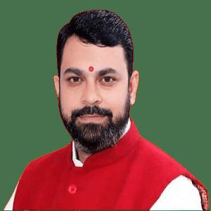 Chairman of Hapur Prafful Saraswat